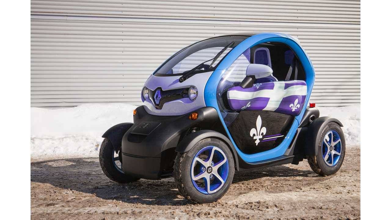 Renault Twizy is old but still much fun video shows