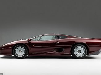 1631540279 A 1993 Jaguar XJ220 with just 380 miles on the