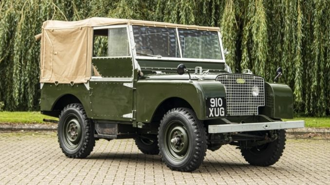 1631669464 The history of the Land Rover Defender