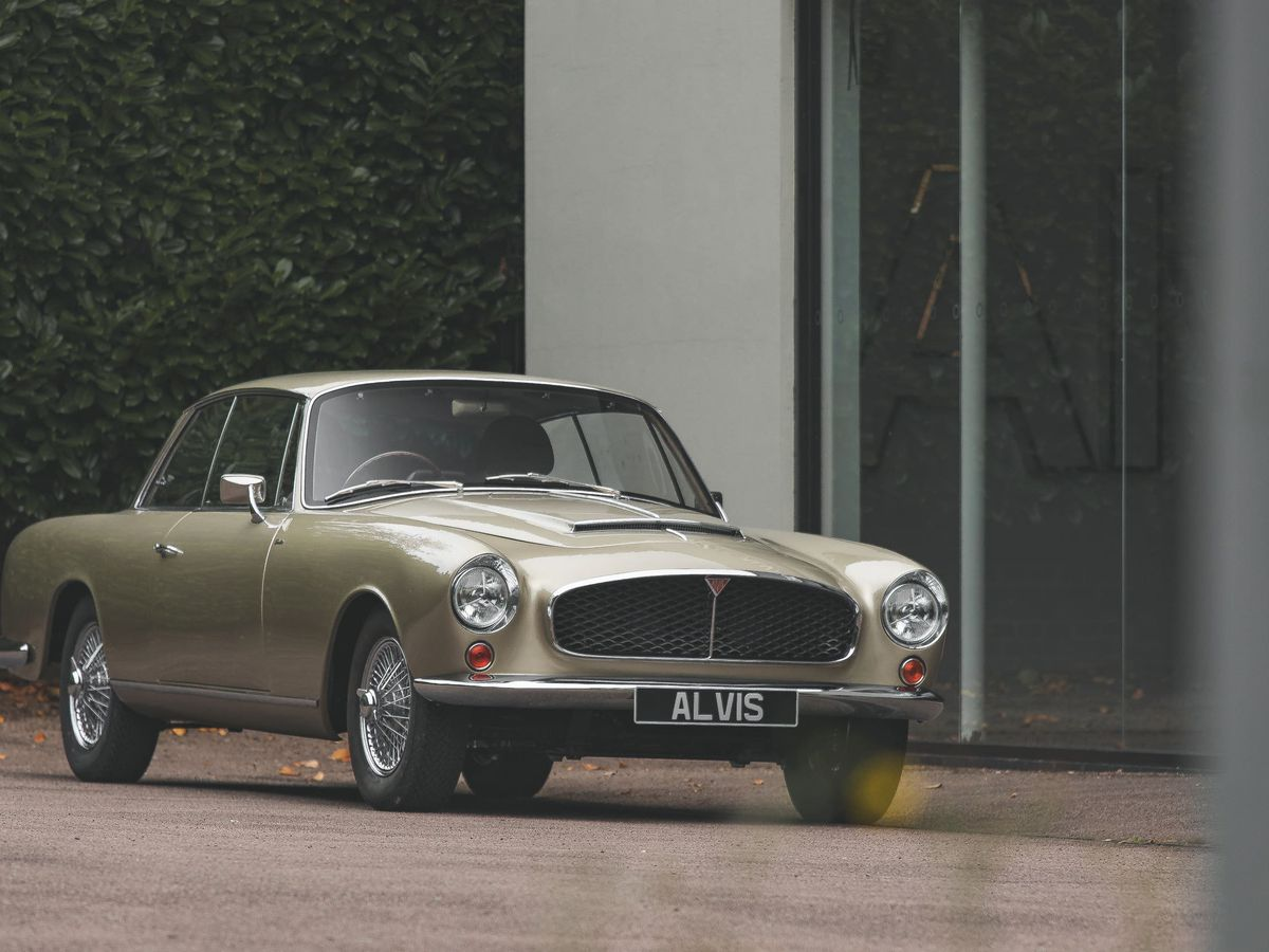 Alvis completes first post war continuation model