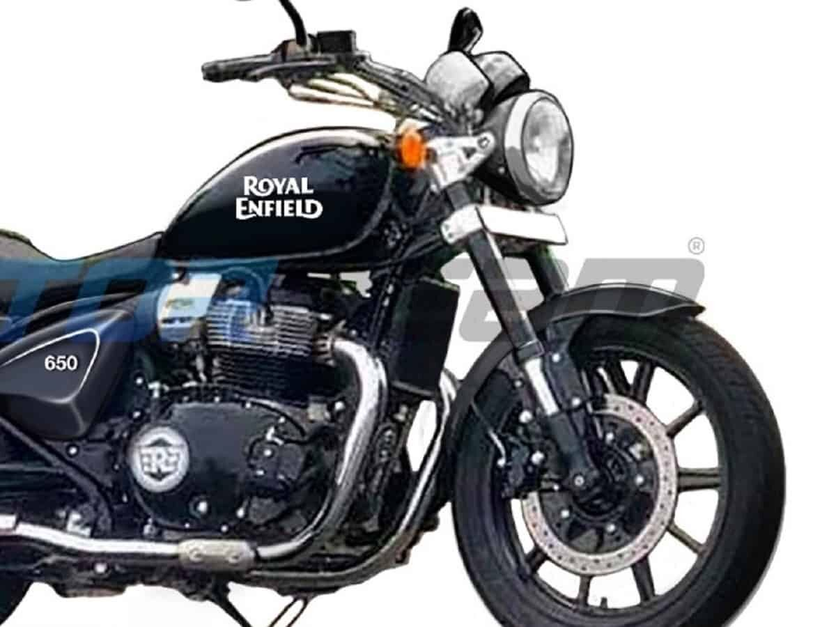 Royal Enfield 650cc Cruiser Looks Wow In a New Rendering