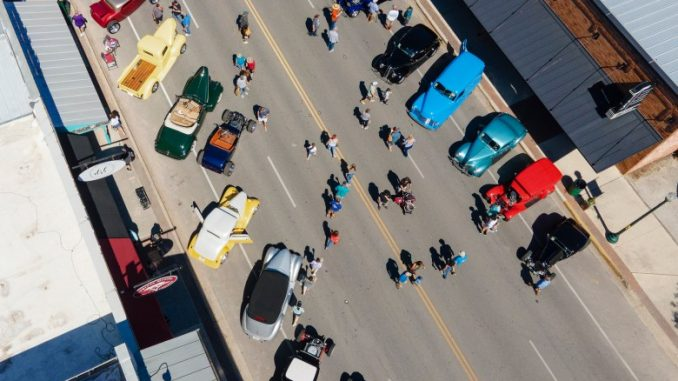 1633818520 Classic car enthusiasts cruise into Boerne for annual show