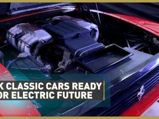 1634922344 UK classic cars given new electric lease of life