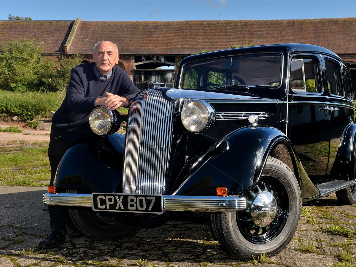 1930s Vauxhall brought back to life thanks to Salopians seven year