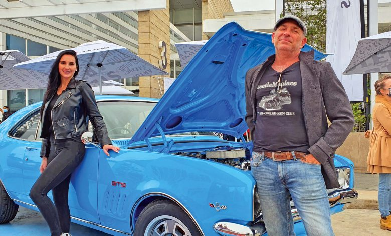 Ballito Junctions first ever classic car show impresses with fantastic