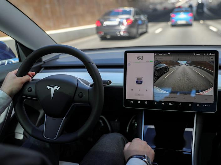 Tesla puts Full Self Driving beta on hold after Elon Musk